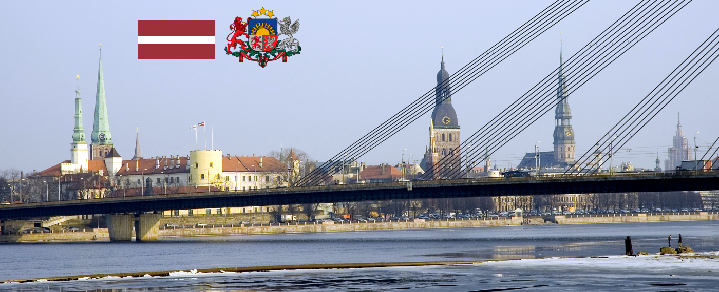 Get Residency in Latvia